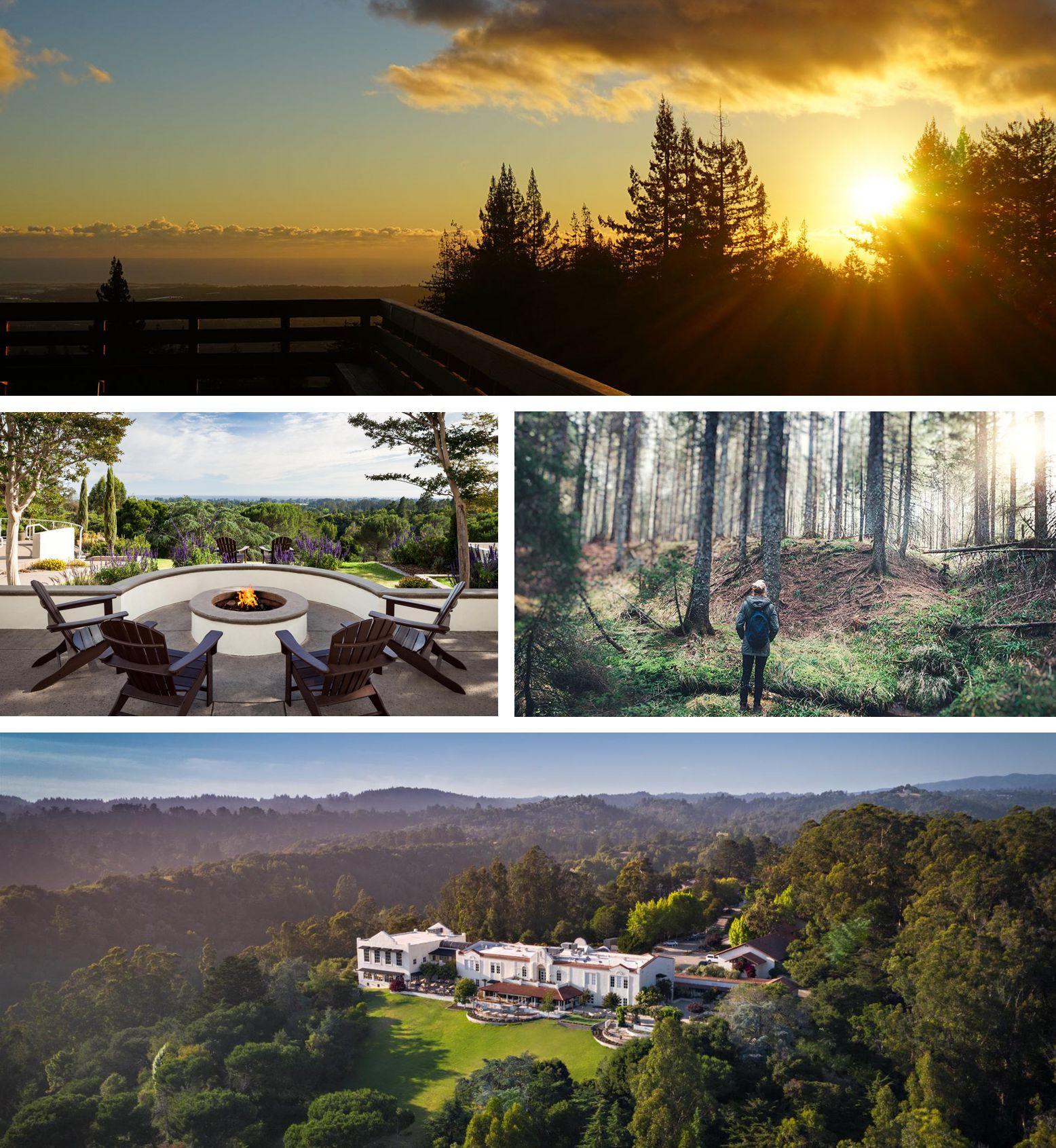 Chaminade retreat location photo grid