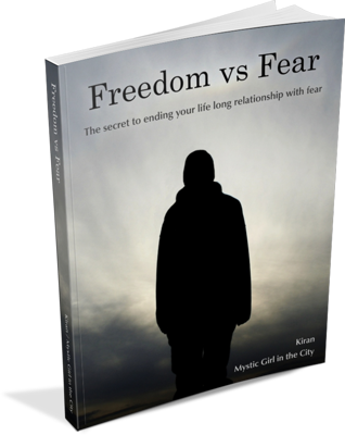 Freedom vs Fear book cover overlay