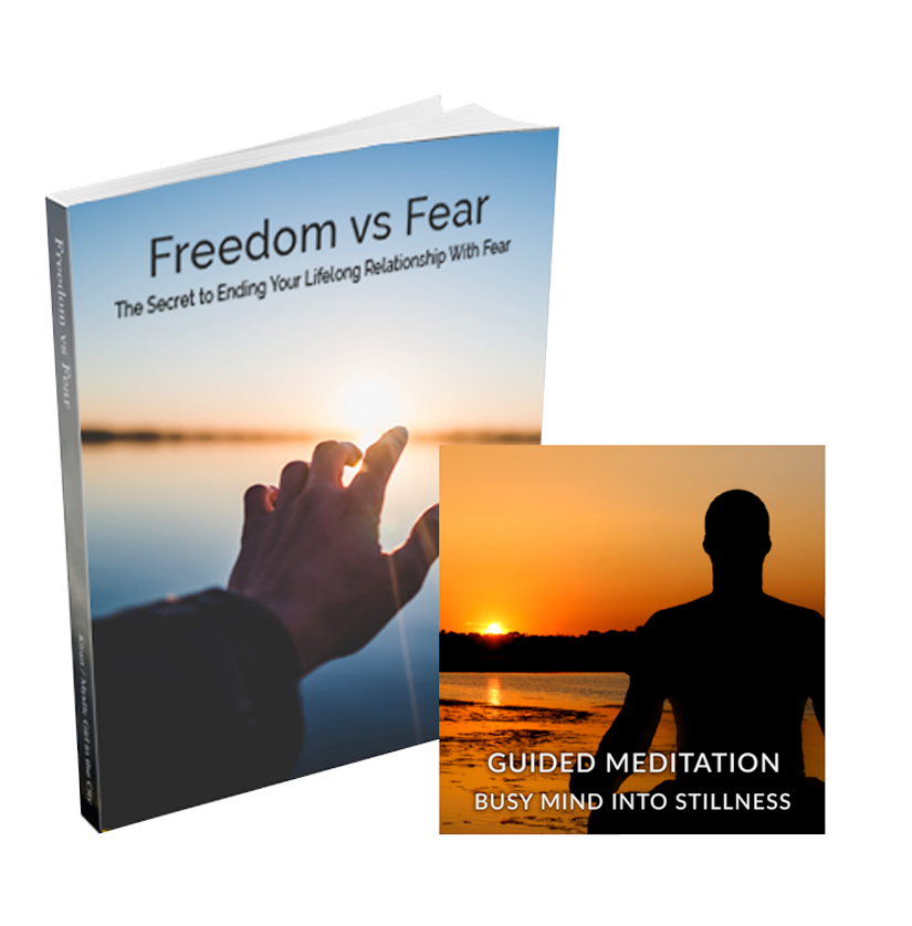 freedom vs fear ebook