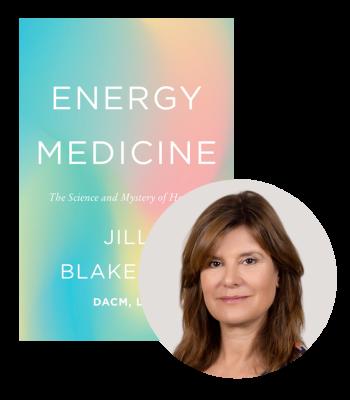 energy medicine book jill blakeway